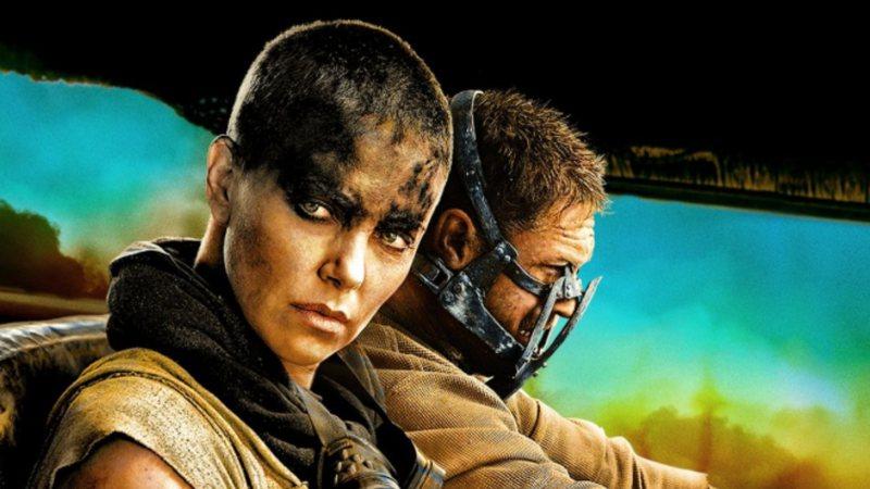 Charlize Theron e Tom Hardy brigaram feio nas filmagens de Mad Max- e a culpa foi do diretor George Miller