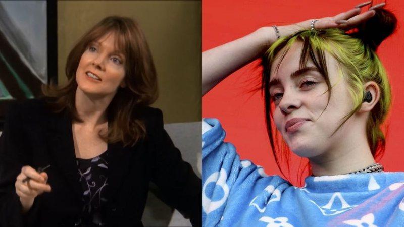 Rolling Stone · Friends: Você sabia que Maggie Baird, mãe de Billie Eilish, já apareceu na série?