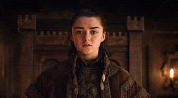 None - Maisie Williams em Game Of Thrones (Foto: Divulgação)