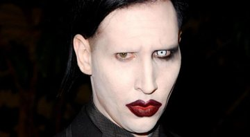 None - Marilyn Manson em 2003 (Foto: Jon Kopaloff/Getty Images)
