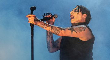 None - Marilyn Manson (Foto: Amy Harris / Invision / AP)