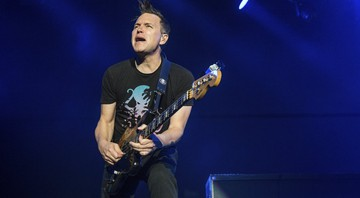 None - Mark Hoppus (Foto: Amy Harris/Invision/AP)