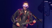 None - Matt Bellamy, vocalista do Muse (Foto:Owen Sweeney/Invision/AP)