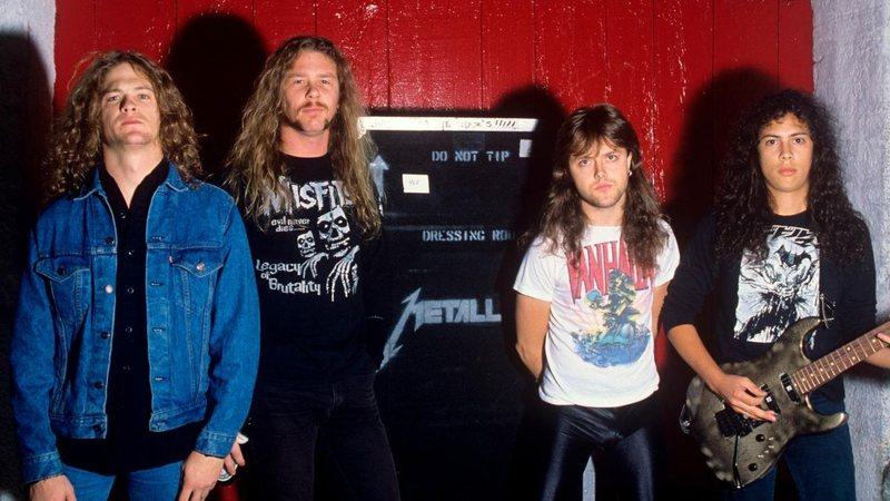 Metallica: sacrifício de Jason Newsted foi para salvar a banda toda;  revista relembra saída do baixista · Rolling Stone