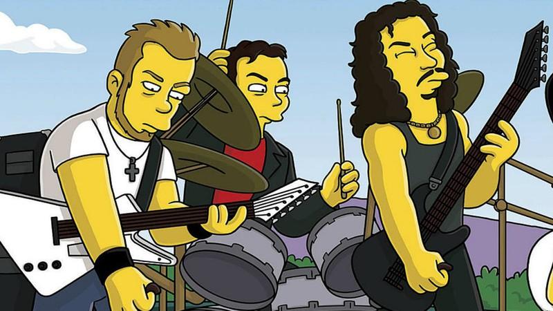 Rolling Stone · De Metallica a Blink-182: 11 bandas de rock que ...