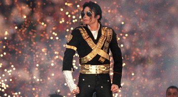 None - Michael Jackson no Super Bowl 1993 (Foto: George Rose/Getty Images)