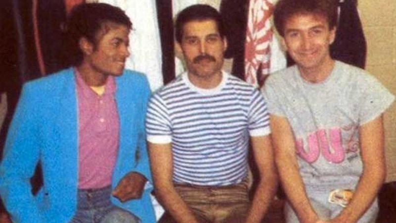 Como Michael Jackson ajudou o Queen a criar 'Another One Bites The Dust'?