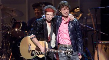 None - Keith Richards e Mick Jagger (Foto: Getty Images / Scott Gries / Equipe)