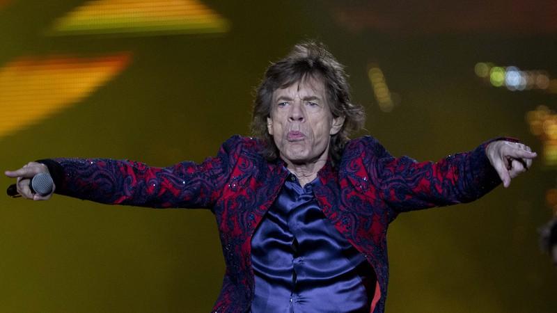 Mick Jagger apoia ativistas que picharam Festival de Veneza: