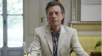 None - Mick Jagger em 'The Burnt Orange Heresy' (Foto: Jose Haro/Sony Pictures Classics via AP)