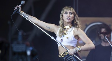 None - Miley Cyrus (Foto: Aaron Chown / PA Press Association/ AP Images)