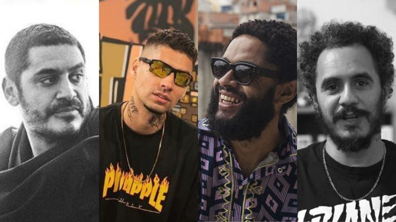 Como o rap assume de vez a própria narrativa em TVs por streaming, com Criolo, Filipe Ret, Laboratório Fantasma e Marcelo D2