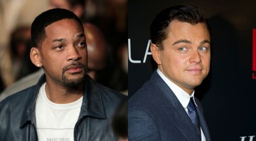 None - Will Smith (AP Photo/Jae C. Hong) e Leonardo DiCaprio (Charles Sykes/Invision/AP)