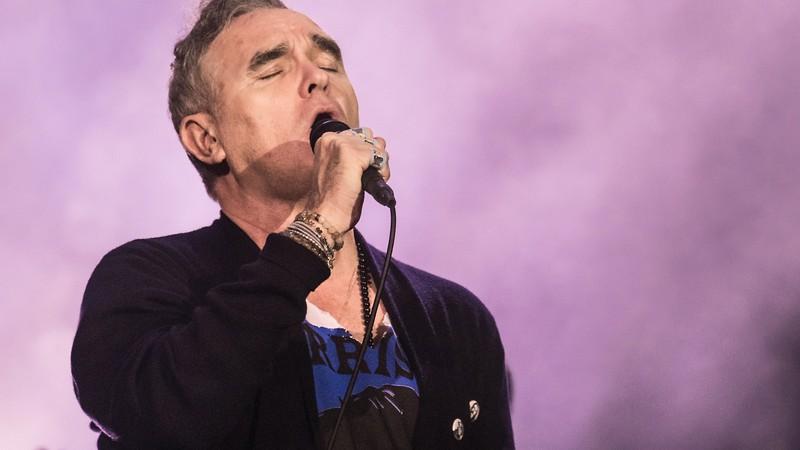 Curta o último show da história do The Smiths em dezembro de 1986