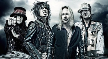 None - A banda Motley Crue (Foto: Tenth Street Entertainment)