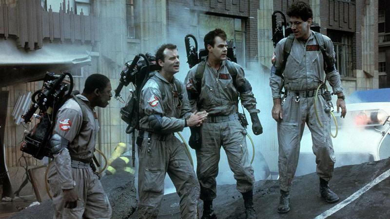 Novo Caça-Fantasmas terá imagens do filme original de 1984