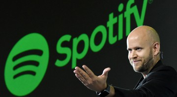 None - Daniel Ek, CEO do Spotify (Foto:Toru Yamanaka/AFP/Getty Images)