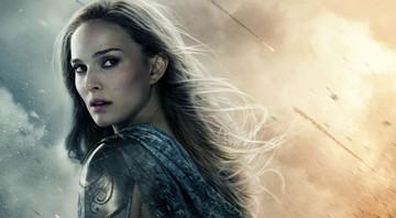 Natalie Portman será a Thor no novo filme do Universo Cinematográfico da Marvel