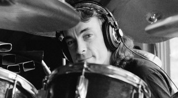 None - Neil Peart (Foto: Fin Costello/Redferns/Getty Images)