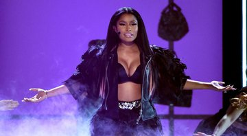 None - Nicki Minaj (Foto: Getty Images / Ethan Miller / Equipe)