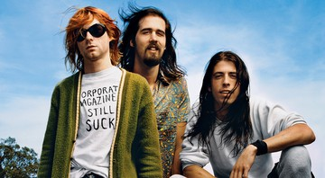 None - Kurt Cobain, Krist Novoselic, Dave Grohl  (Foto: Mark Seliger / Rolling Stone)