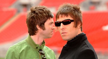 None - Noel e Liam Gallagher (Foto:Press Association via AP Images)
