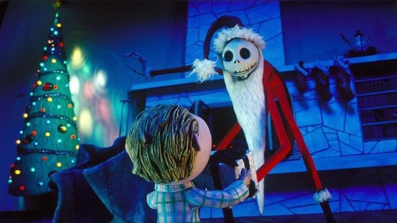 Rolling Stone · O Estranho Mundo de Jack é um filme de Halloween ou de  Natal? Compositor responde