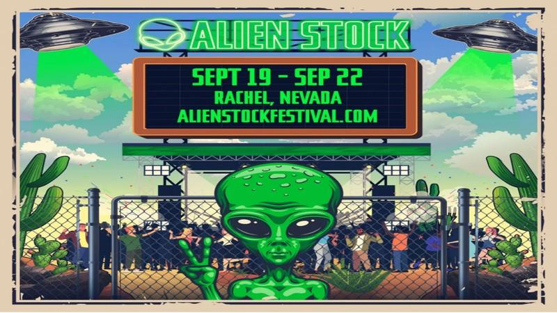 Alienstock: conheça o festival de tema alienígena realizado ao lado da Área 51