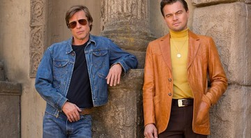 None - Foto do filme Once Upon a Time in Hollywood (Fotos: Andrew Cooper/Sony Pictures/ Vanity Fair)