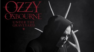 "None - Capa do single ""Under the Graveyard"", de Ozzy Osbourne (Foto:Reprodução)"