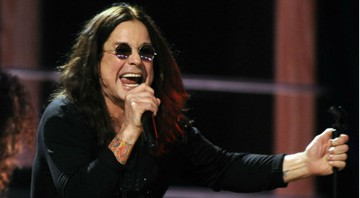 None - Ozzy Osbourne (Foto: AP Photo / Henry Ray Abrams)