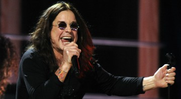 None - Ozzy Osbourne, em 2009 (Foto: AP Photo/Henny Ray Abrams)