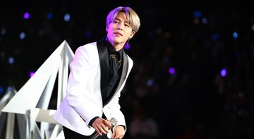 None - Park Jimin (Foto: Rich Fury/Equipe/Getty Images)
