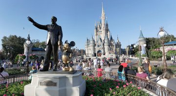 None - Walt Disney World (Foto: AP Photo/John Raoux)