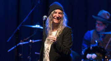 None - Patti Smith (Foto: Owen Sweeney Invision / AP)