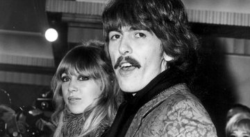 None - George Harrison e Pattie Boyd (foto: AP)