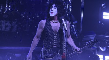 None - Paul Stanley (Foto: Richard Shotwell / Invision / AP)