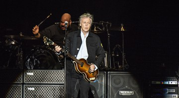 None - Paul McCartney (Foto: Amy Harris/AP Photo)