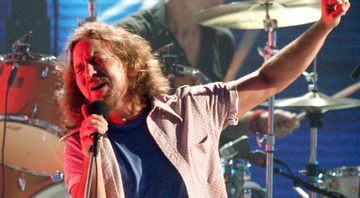 None - Eddie Vedder do Pearl Jam (Foto: Kevin Winter/Getty Images)