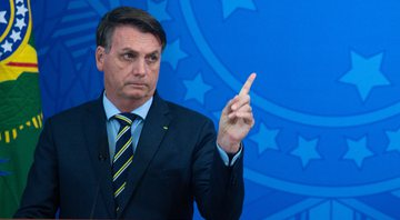 None - Jair Bolsonaro (Foto: Andressa Anholete / Getty Images)