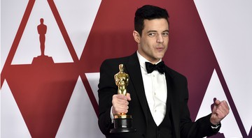 None - Rami Malek (Foto:Press Association via AP Images)