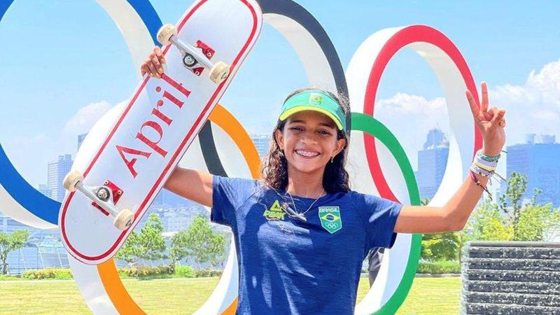 Rayssa Leal ganha prêmio de Espírito Olímpico por postura contagiante nas Olimpíadas de Tóquio; entenda