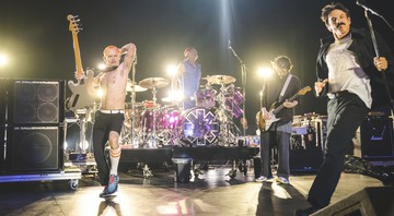 None - Red Hot Chili Peppers (Foto:Steve Rose/MediaPunch /IPX)