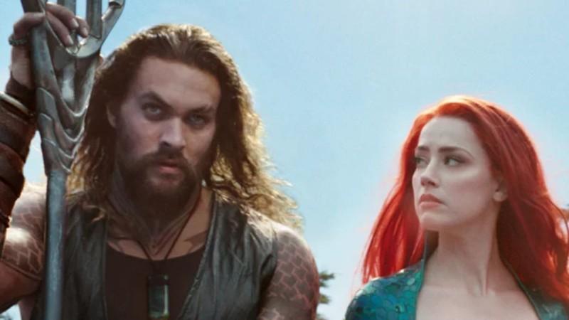 Depois de áudio sobre agressão em Johnny Depp, petição para saída de Amber Heard de Aquaman 2 chega a 150 mil assinaturas