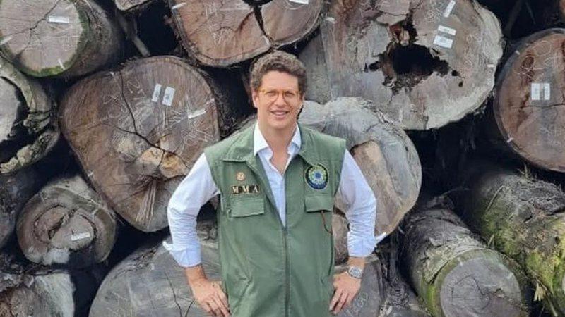 Ricardo Salles é alvo de operação que investiga exportação ilegal de madeira  · Rolling Stone