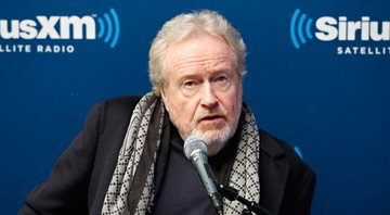 None - Ridley Scott (Foto: Cindy Ord / Correspondente / Getty Images)