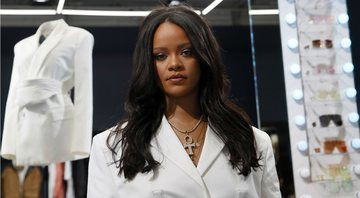 None - Rihanna (Foto: AP Photo/Francois Mori)