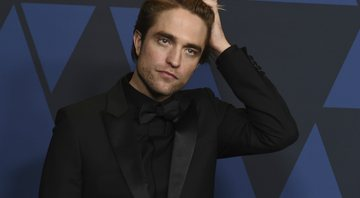None - Robert Pattinson (Foto: Jordan Strauss / Invision / AP)