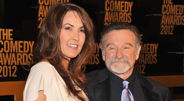 None - Susan e Robin Williams (Foto: Theo Wargo/Getty Images)
