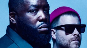 None - Run The Jewels (Foto: Timothy Saccenti/Divulgação)